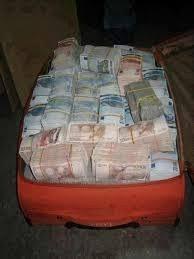 La valise magique de la richesse qui produit des million,valise magique,valise magique en euro
