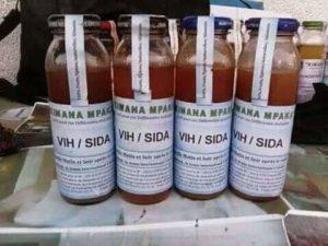 rémède de VIH sida